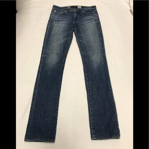 AG Adriano Goldschmied premier skinny jeans 27R